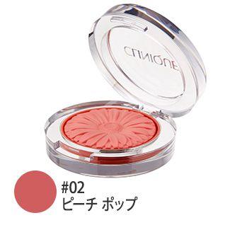 チーク ポップ【クリスマス限定大特価】 #02(ピーチ ポップ) 3.5g